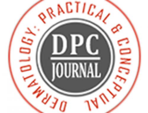 Nueva publicación en Dermatology Practical and Conceptual
