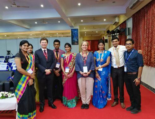 Dando clases International Conference on Dermatopathology DERMPATH 2017