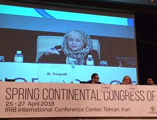 Spring Continental Congress of Dermatology, Teheran 2018