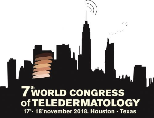 World Congress of Teledermatology, Houston (TX) 2018