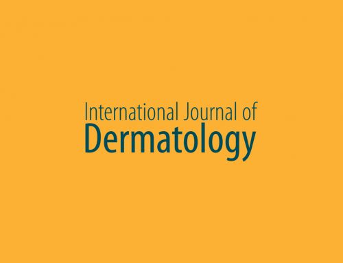 Nueva publicación: International Journal of Dermatology