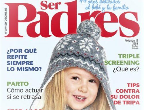 Entrevista en la Revista Ser Padres