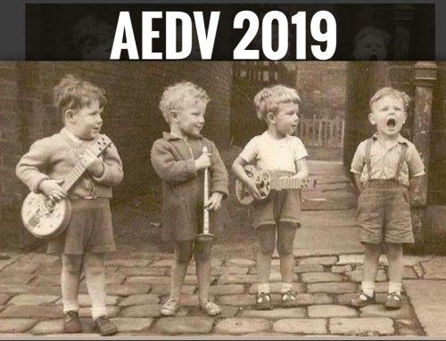 AEDV 2019 BARCELONA