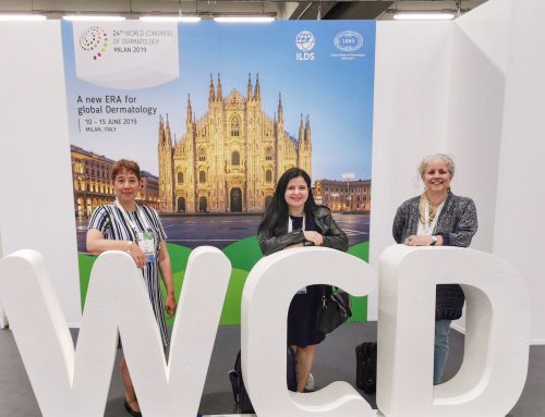World Congress of Dermatology, Milano 2019