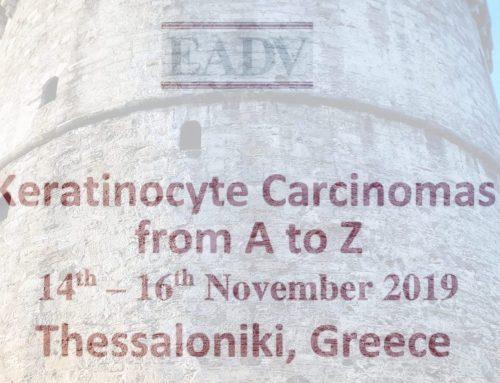 EADV FOSTERING COURSE ON KERATINOCYTE CARCINOMAS