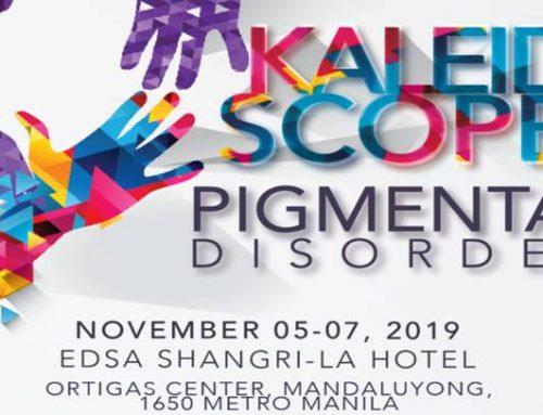 Caleidoscopio de Enfermedades pigmentarias, Manila 2019